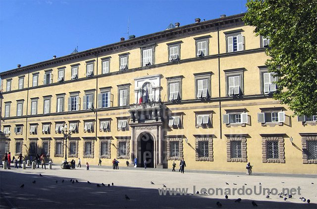 lucca-palazzo ducale